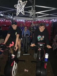 Christmas Cycle-athon